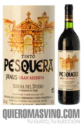 Tinto Pesquera Janus Gran Reserva 2003