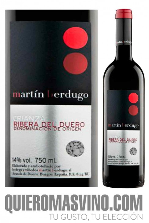 Martín Berdugo Crianza 2014