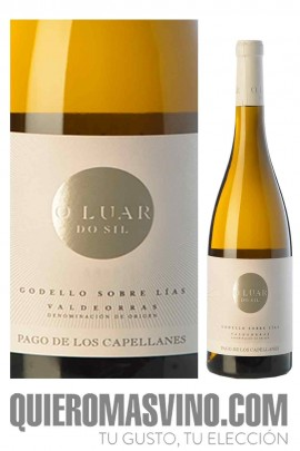 O Luar Do Sil 2016 Godello sobre Lías