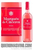 Marqués de Cáceres Rosado 2017