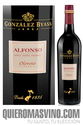 González Byass Alfonso Oloroso