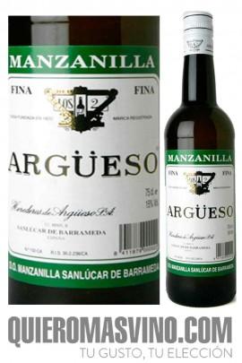 Manzanilla Argüeso