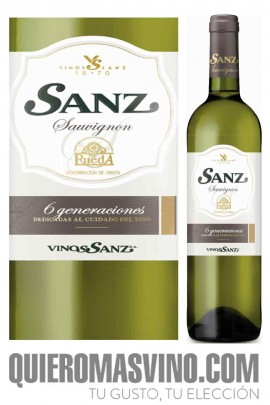 Sanz Sauvignon Blanc 2017