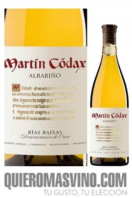 Martín Códax Albariño 2019