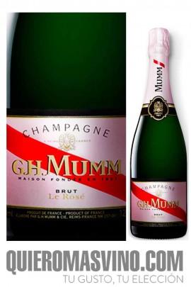 G. H. Mumm Cordon Rouge Brut Le Rosé