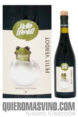 Hello World Petit Verdot 2017