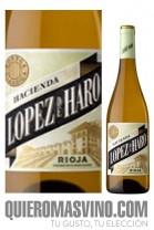 Hacienda López de Haro Blanco 2018