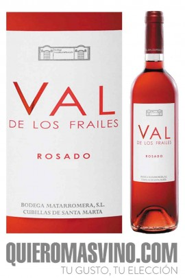 Valdelosfrailes Rosado