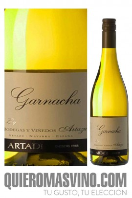 Garnacha by Artazu Blanco