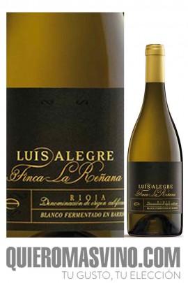Luis Alegre Blanco Finca la Reñana 2016