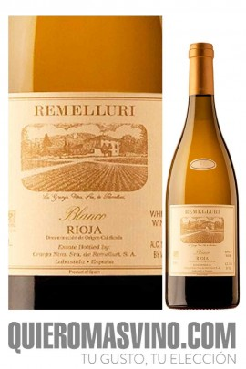 Remelluri Blanco 2016