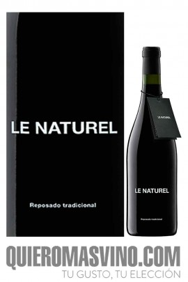 Le Naturel Reposado Tradicional