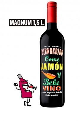 Bienbebido come Jamón MAGNUM 1,50 L