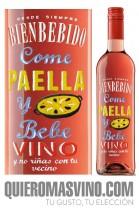 Bienbebido come Paella