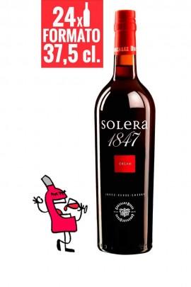 Solera 1847 Cream 37,5 cl CAJA 24 BOTELLAS