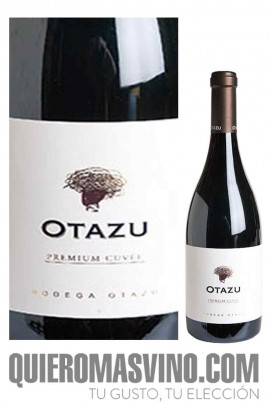 Otazu Premium Cuvée 2014