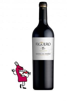 Tinto Figuero 15 Meses
