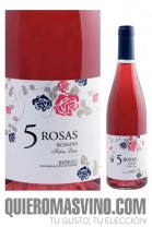 5 Rosas 2018