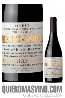 Ximénez-Spínola Old Harvest Medium Dry