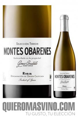 Montes Obarenes 2014 Selección Terroir