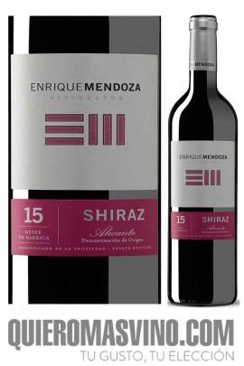 Enrique Mendoza Shiraz 2014
