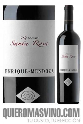 Enrique Mendoza Reserva Santa Rosa