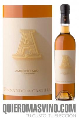 Rey Fernando de Castilla Amontillado Antique