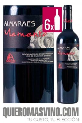 Almaraes Memento CAJA 6 BOTELLAS