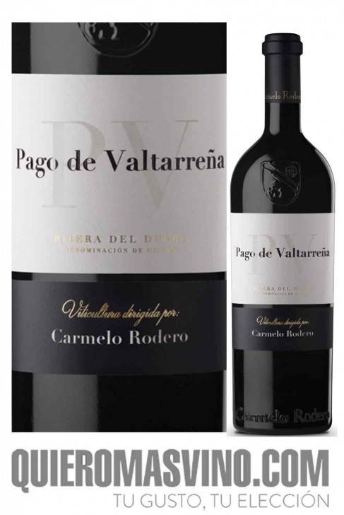 Carmelo Rodero Pago de Valtarreña 2015