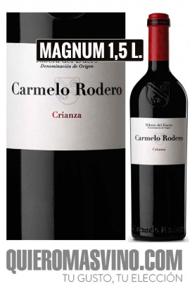 Carmelo Rodero Crianza MAGNUM 1,50 L
