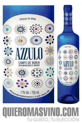 Azzulo, blanco semidulce de Aragón
