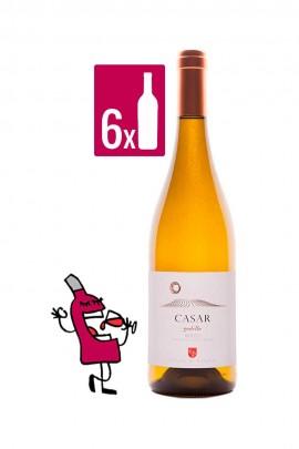 Casar Godello 2018 CAJA 6 BOTELLAS