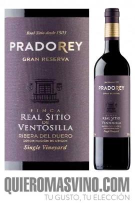 PradoRey Gran Reserva 2009