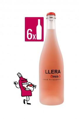 Yllera 5.5 Rosé Frizzante CAJA 6 BOTELLAS