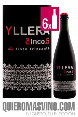 Yllera 5.5 disTINTO Frizzante CAJA 6 BOTELLAS