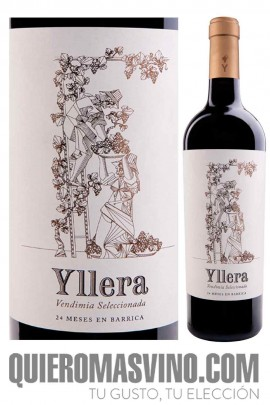 Yllera Vendimia Seleccionada 2012
