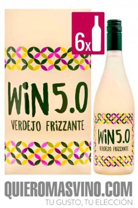 Win 5.0 Verdejo Frizzante CAJA 6 BOTELLAS