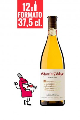 Martín Códax Albariño 37,5 cl CAJA 12 BOTELLAS