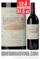 Remelluri Reserva 37,5 cl. CAJA 12 BOTELLAS