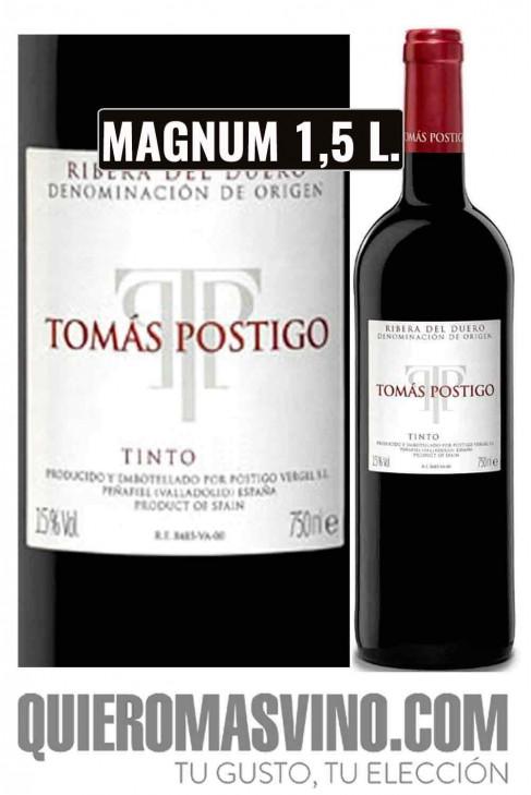 Tomás Postigo Crianza MAGNUM 1,50 L.