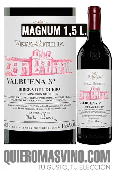 Valbuena 5º MAGNUM 1,50 L