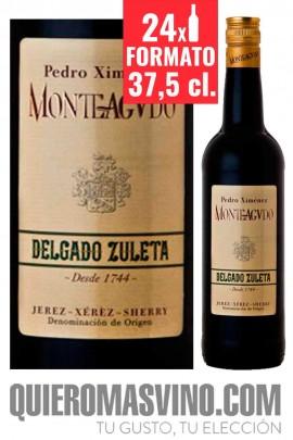Pedro Ximénez Monteagudo 37,5 cl CAJA 24 BOTELLAS