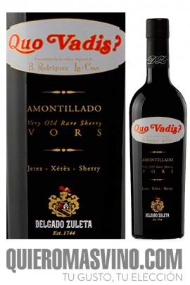 Quo Vadis Amontillado VORS