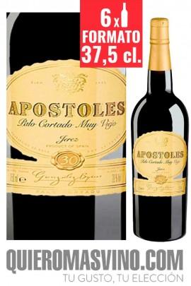 Apóstoles Palo Cortado VORS 37,5 cl. CAJA 6 BOTELLAS