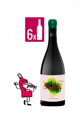 Caníbal Chardonnay CAJA 6 BOTELLAS
