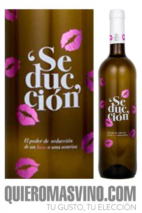 Seducción, semidulce de Rioja