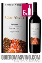 Clos Abella CAJA 6 BOTELLAS