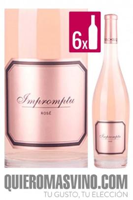 Impromptu Rosé CAJA 6 BOTELLAS