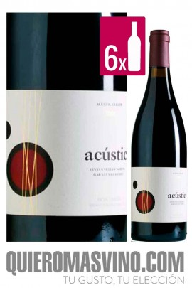 Acústic Tinto CAJA 6 BOTELLAS
