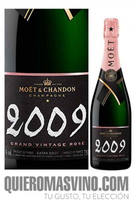 Moët & Chandon Grand Vintage Rosé 2009